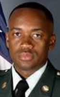 Army Staff Sgt. Mike A. Dennie Died September 29, 2004 Serving During Operation Iraqi Freedom 31, of Fayetteville, N.C.; assigned to the 106th Finance Battalion, Kitzingen, Germany; died Sept. 29 in Balad, Iraq, of injuries sustained Sept. 22 when the driver of his military vehicle pulled off the road and lost control, causing it to roll over, in Baghdad.
