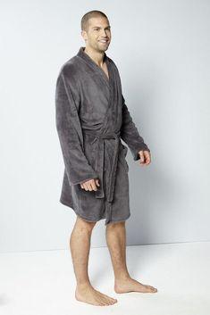 1fa5bb8fe8 ... Personalised Wayne Mens Supersoft Bath Robe Grey Size L XL DH084 DD 04   fashion  clothing  shoes  accessories  mensclothing  sleepwearrobes (ebay  link)