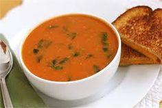 Tomato Florentine Soup ~ Shoney's Restaurant Copycat Recipes