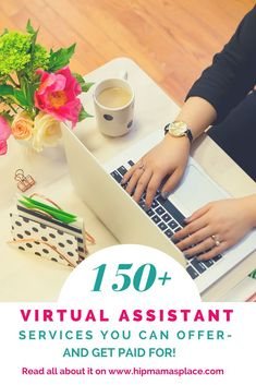 150+ Services You Can Offer As A Virtual Assistant + 30 Days Or Less To Virtual Assistant Success Course Giveaway!