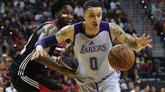 NBA Summer League: Kyle Kuzma emerge como la otra gran esperanza de los Lakers | Marca.com http://www.marca.com/baloncesto/nba/2017/07/18/596d9dcaca47416a268b4586.html