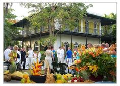 Another Venue Possibility: The Hemingway Home (Key West, FL)