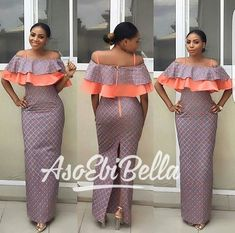 BellaNaija Weddings presents #AsoEbiBella – Vol. 188 – The Latest Aso Ebi Styles
