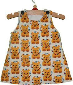 de droomfabriek: Gratis patroon A-lijn jurkje in maat 56