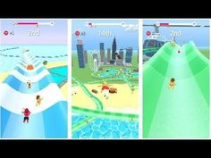 Aquapark.io Game Reviews   Android Game Slide Games, Games To Play, Game Mechanics, Water Slides, Arcade Games, Android, Make It Yourself, Google Play, Youtube