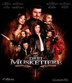 Die drei Musketiere (2011) in 214434's movie collection » CLZ Cloud for Movies