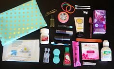 "Ashley Brooke: What's in My ""Just in Case"" Bag"