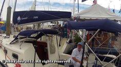 Copy of Seaward Hake 26 RK (Retractable Keel) by ABK Video @ Fall 2012 A...