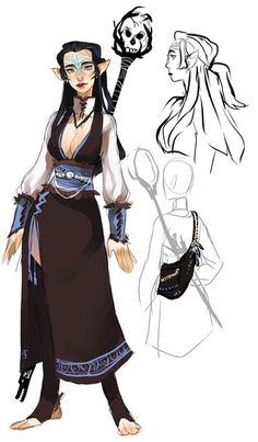 The World of Dragon Age Fantasy Character Design, Character Creation, Character Design Inspiration, Character Concept, Character Art, Dungeons And Dragons Characters, Dnd Characters, Fantasy Characters, Female Characters