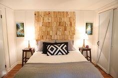 modern farmhouse bedroom | 24 Hour Makeover: Modern Farmhouse Bedroom
