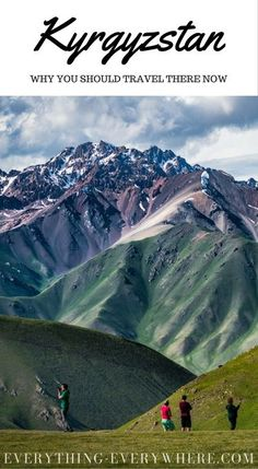 This budget-friendly destination in central Asia is overlooked by most foreigners, but the wide range of attractions make it a highly unique place to visit.  Here are some useful tips and even more reasons to travel to Kyrgyzstan now!