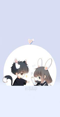 Cute Art Drawings Anime Manga Girl 35 Ideas For 2019 Couple Amour Anime, Couple Anime Manga, Manga Anime, Manga Kawaii, Anime Couples Drawings, Anime Love Couple, Anime Couples Manga, Kawaii Chibi, Cute Anime Couples
