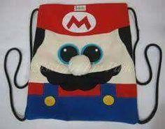 Mario em feltro