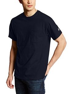 Russell Athletic Men's Pocket T-Shirt