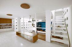 Ghose House by Gaurav Roy Choudhury Architects