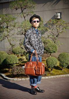 japanese chic street  | VenadoMagazine: japanese street style men