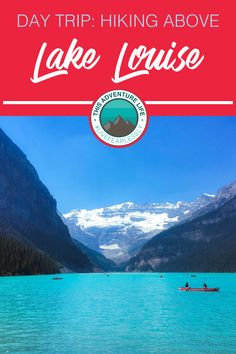 Little Beehive Trail is a perfect day hike above Lake Louise in the Canadian Rockies, Banff, Alberta. #canada #hiking #hike #rockymountains #daytrip #thisadventurelife #outdoors #fitness