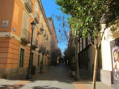 Calle de las Huertas, Barrio de Las Letras. Madrid by voces, via Flickr