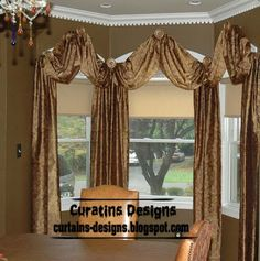 curtains designs and luxury windows treatments