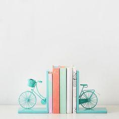 Sujeta-libros de Bicicleta