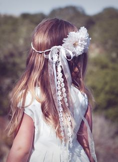 Sky Blue Koly Baby Cute Headbands Girls Headband Floral Head Wear Hair Bow Wave Bandeau