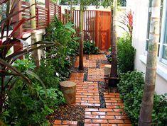 Diseño de Interiores & Arquitectura: 35 Rutas Preciosas Para Una Casa Con Jardín Bien Organizada