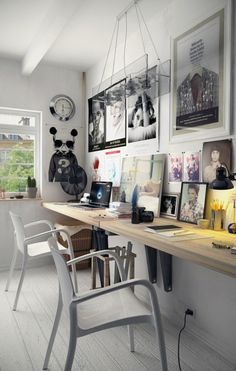 Office inspiration - Old English Company