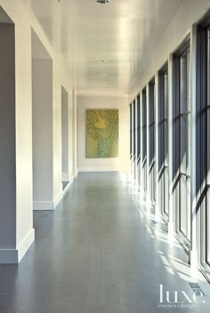 Transitional Hallway Gallery