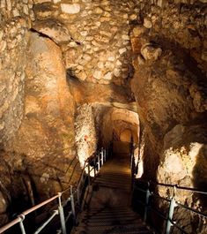 Descending into the City of David  Ancient Jerusalem