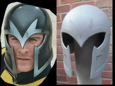 X-Men First Class Magneto Helmet Build **Casting Has Begun**