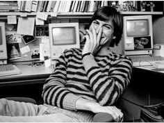 Steve Jobs. Never has a person that I've never met affected my life so much.