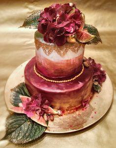 Oriental Wedding Cake • Autumn Wedding • Golden Ruby Cake • 1001 Night Oriental Wedding, Autumn Wedding, Cake Toppers, Wedding Cakes, Parties, Faith, Night, Desserts, Cakes