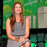 HONOLULU, HI – Morinda executives surprised an audience of more than  3,700 international independent sales consultants today, at the  company's annual International Leadership Conference, with an on stage  appearance by actress Brooke Shields.  For information about TruAge go to   www.truage.com/2827798
