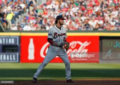 Atlanta Braves rookie infielder Dansby Swanson during the MLB game. 27609c5d4c1