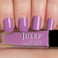 Julep - London (Classic with a Twist) Heather blossom crème
