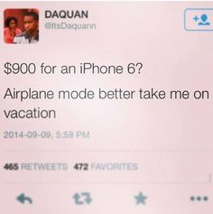 airplane mode better take me on vacation