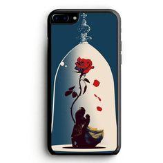 Enchanted Rose Beauty And The Beast iPhone 6S Case   yukitacase.com