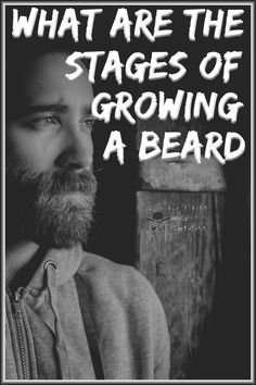 It is important to know the stages you will go through when you decide to grow a beard.  Here you can discover various facts about the stages of growing a beard and the time it may take to have a full beard. Read more about beard growth at beardtrimandgroom.com. #beardgrowth #thickerbeard Natural Beard Growth, Beard Growth Tips, Beard Hair Growth, Beard Tips, Hair Growth Tips, Best Beard Care Products, Growing Facial Hair, Patchy Beard, Beard Wax