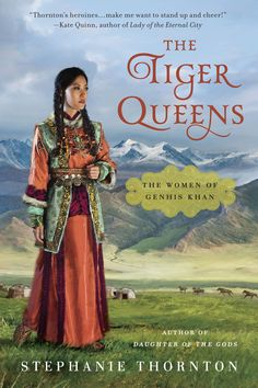 Like Marco Polo? Try THE TIGER QUEENS by Stephanie Thornton.