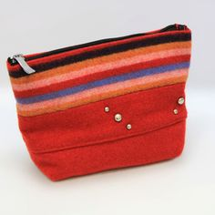 Image of Red Coin Purse