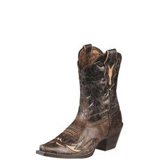 These boots are made for dancing in. Tuck your jeans into the full-grain leather 9 upper to generate a little boot envy and a lot of action. Sty...