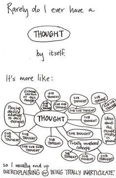 Pensieri (e subpensieri)