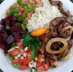 Menu Dieta, Keto Recipes, Healthy Recipes, Keto Diet For Beginners, Ketogenic Diet, Good Food, Low Carb, Dinner, Academia