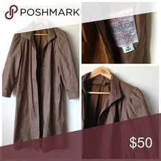 Free with $100 purchase London Fog Coat Size 12 Nice coat great condition 🍥Reasonable offers or bundle 3 or mor get 20% less London Fog Jackets & Coats