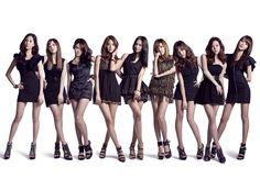 Girls' Generation (So Nyuh Shi Dae / SNSD / Shojo Jidai) *L-R: Seohyun , Taeyeon , Hyoyeon , Yoona, Yuri , Jessica, Sunny , Tiffany , Sooyoung