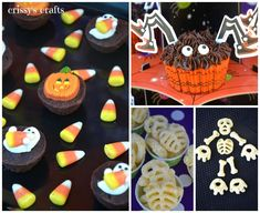 Friendly Halloween Party | CatchMyParty.com