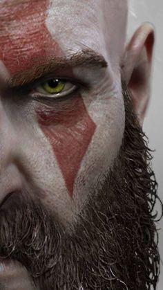 Get more kratos god of war right here.Click this pin for more. god of war kratos Gow 4, God Of War Game, Witcher Wallpaper, Kratos God Of War, War Tattoo, Gaming Wallpapers, Ragnar, Video Game Art, Mortal Kombat