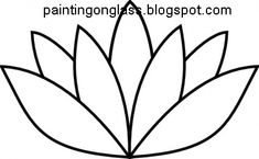 Stained Glass Mosaic Patterns | Stained Glass Lotus Flower Pattern ~ painting on glass
