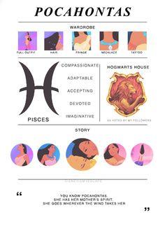 Princess Mood Boards ❥ Pocahontas