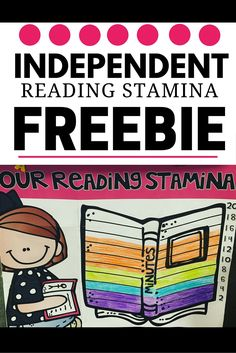 Great freebie to keep your students focused and on task during independent reading!